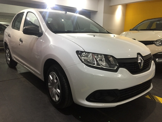 Renault Logan Authentique 2019 0km No Prisma Onix Etios Mf