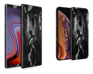 Skin Black Cammo Apple Samsung Huawei Lg Sony Xiaomi Etc