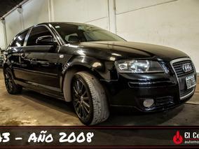Audi A3 2.0 T - Año 2008