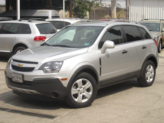 Chevrolet Captiva Sport 2015 4 Cil.