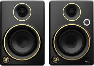 Monitores De Estudio Mackie Gold Ring Deluxe