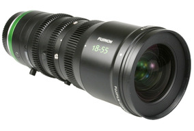 Lente Objetiva Fujinon Mk 18-55mm T2.9 Para Sony E