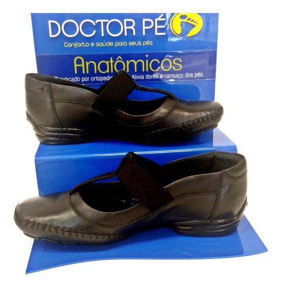 Sapatilha Confortável Doctor Pé 22114