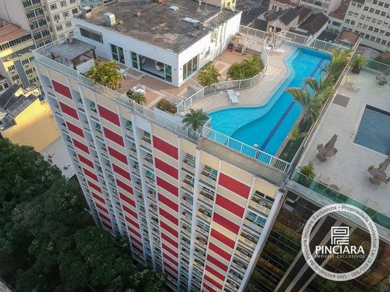 Flat No Condomínio Viva Lapa - Mensal R$ 2.100,00 Vaga De Garagem Na Inválidos 171 - Fl0002