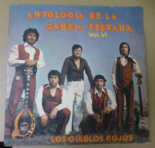 Los Diablos Rojos Cumbia Peruana Vol Vi Lp Popsike
