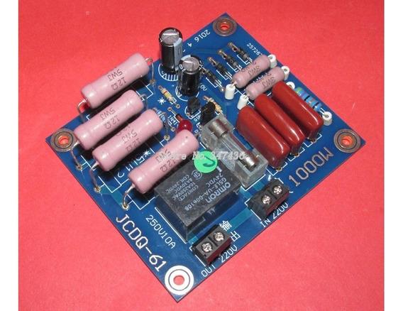 Placa Softstart Para Amplificadores Até 1000watts 220v