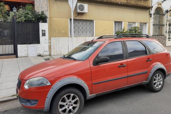 Fiat Palio Weekend Trekking 2009