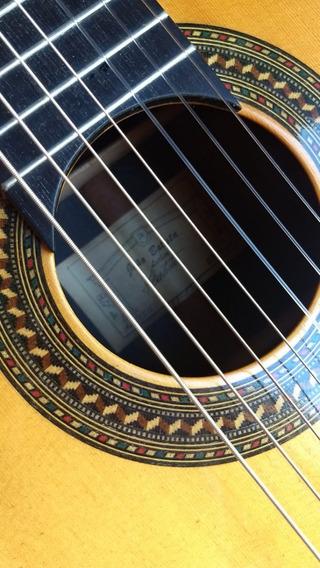 Violão 7 Cordas Nylon Luthier João Batista (jb)