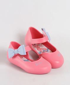 5940c8b80 Sapatilha Para Bebê Barbie Happy C Laço Grendene + Brinde
