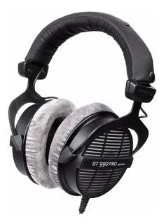 Auricular Beyerdynamic Dt990 Pro Abiertos Audio Profesional