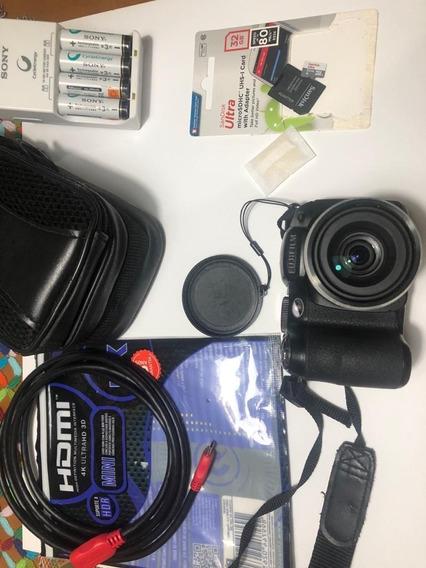 Câmera Digital Finepix S2950