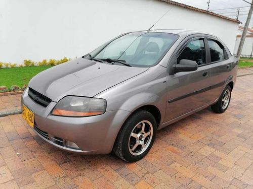 Chevrolet Aveo 2006 1.4 Sd
