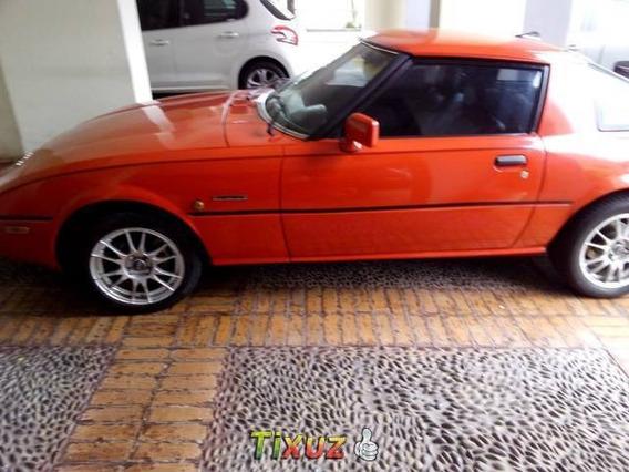 Mazda Xr7 1982 Rojo 2 Puertas Sport 1600 Remato Us$ 2,900.00