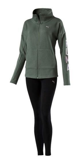 Conjunto Deportivo Puma Graphic Legging Sweat Suit 852456 23