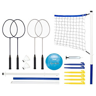 Combo De Bádminton Y Voleibol Recreativo De Franklin Sports