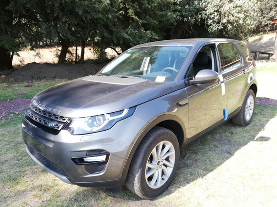 Land Rover Discovery Sport 2.0 Se At 2019
