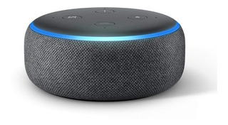 Altavoz Echo Dot Inteligente 3ª Generación Con Alexa Amazon