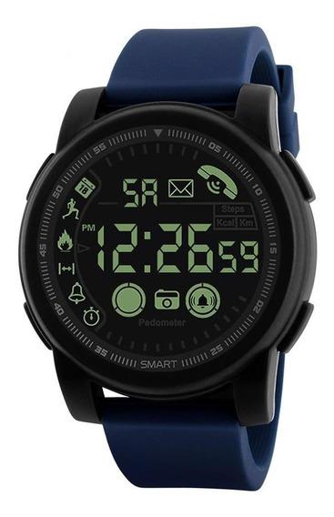Honhx Relógio De Pulso Eletrônico Digital Sport Relógios Blu