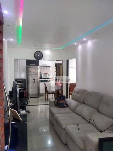 Imagem 1 de 26 de Casa Com 3 Dormitórios À Venda, 88 M² Por R$ 490.000,00 - Rudge Ramos - São Bernardo Do Campo/sp - Ca0272