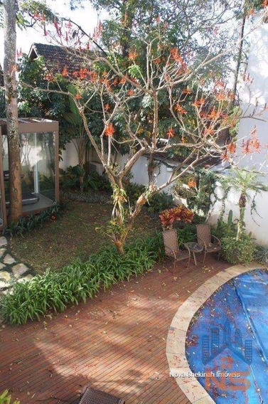 Casa Residencial À Venda, Jardim Leonor, São Paulo - Ca3179. - Ca3179