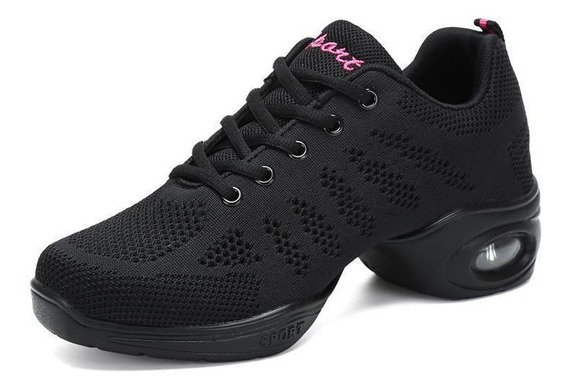Zapatillas De Baile Sport Fashion, C Camara De Aire, S/caja