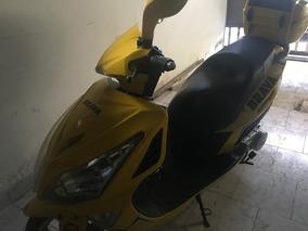 Scooter Brava 150cc Winstar Impecable Sin Uso $18500