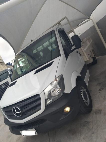 Sprinter Completa + Som Original Mercedes 2019