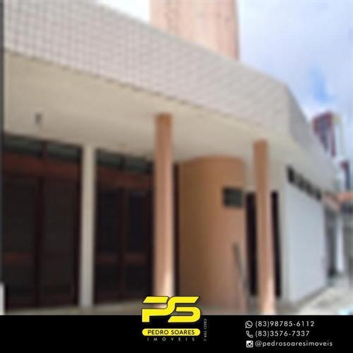 Casa Com 3 Dormitórios À Venda Por R$ 1.349.000 - Estados - João Pessoa/pb - Ca0690