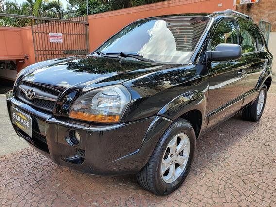 Hyundai Tucson Gl 2009 Automática