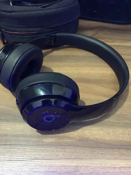 Fone De Ouvido Beats Solo³ Wireless Headphones Gloss Black