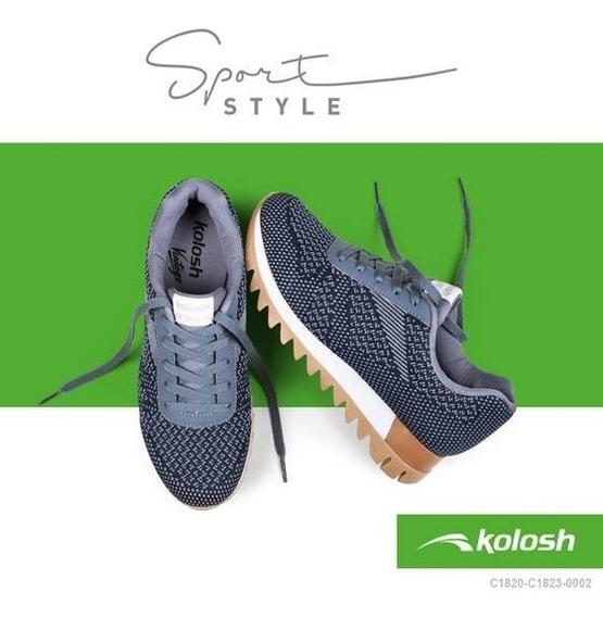 Tênis Feminino Kolosh C1823/ Gaby Calçados/ Promoção