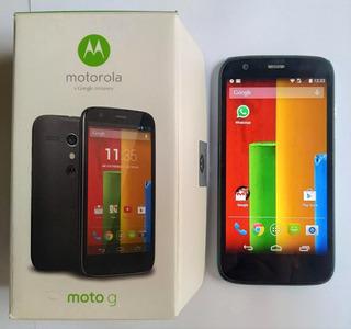 Celular Moto G (8g) - Xt1032 - Usado Perfecto, Con Cargador