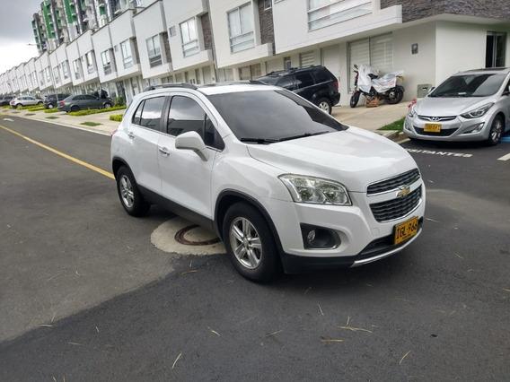 Chevrolet Tracker Lt 2015 Full