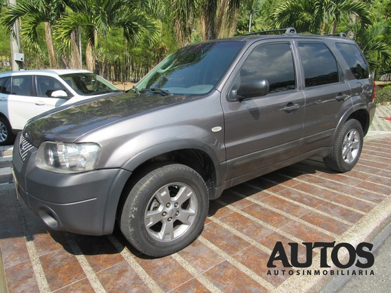 Ford Escape Xlt Cc 3000 At 4x2