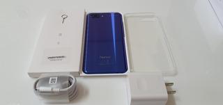 Celular Huawei Honor 10 Col L29 Phantom Blue 4gb 128gb Dual
