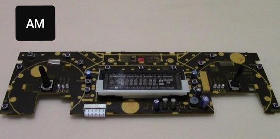 Placa Frontal Som Panasonic Sa-akx600