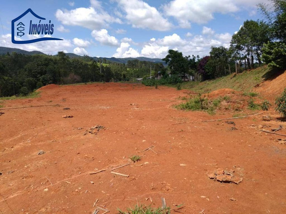 Terreno À Venda, 1250 M² Por R$ 70.000 - Zona Rural - Nazaré Paulista/sp - Te0074