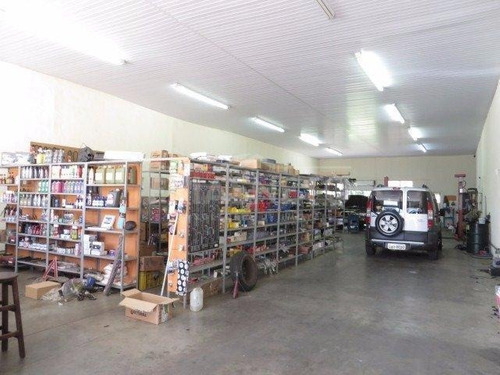 Galpão Comercial À Venda, Piracicamirim, Piracicaba. - Ga0001
