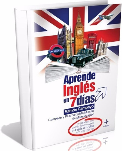 Curso Aprende Ingles En 7 Días R Campayo