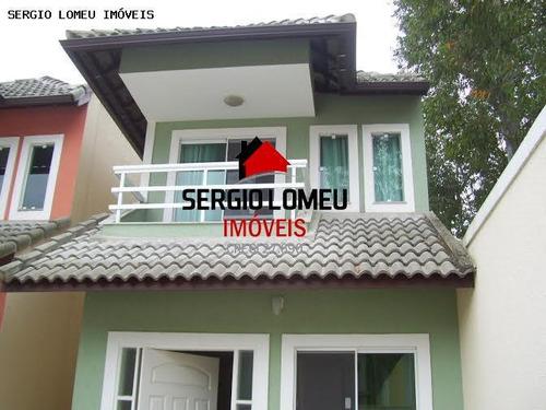 Casa Em Condomínio Para Venda Em Rio De Janeiro, Vargem Pequena, 3 Dormitórios, 2 Suítes, 3 Banheiros, 1 Vaga - 6512_1-764669