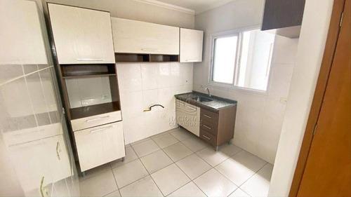 Cobertura Para Alugar, 80 M² Por R$ 1.400,00/mês - Parque Das Nações - Santo André/sp - Co2731