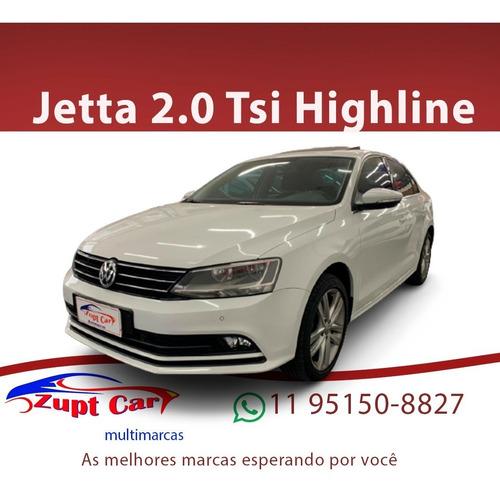 Imagem 1 de 12 de Jetta Highline Completo Bancos De Couro