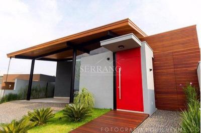 Casa Térrea Residencial Portal Do Lago - Codigo: Ca0266 - Ca0266