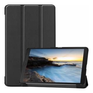Galaxy Tab A . Estuche T T, Slim Light Cover Trifold S...