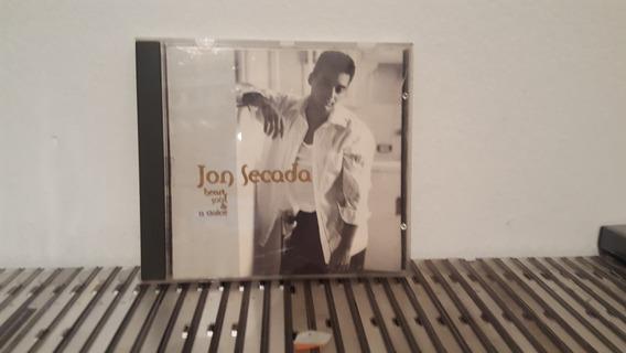 Jon Secada Heart Soul & A Voice Cd 1994 Brasil