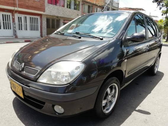 Renault Scenic Automática 2.0