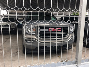 Gmc Sierra 5.4 Cabina Regular Sle 4x4 At 2017 Gris