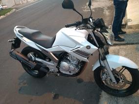 Yamaha Ys 250cc - 2014 - Semi Nova - Branca - Doc Ok
