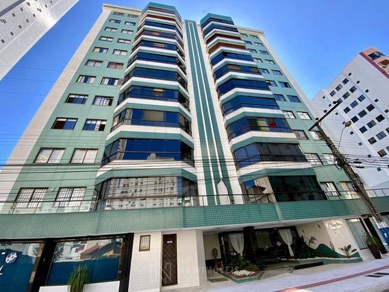 Apartamento Com 3 Dormitórios Semi-mobiliado Em Balneário Camboriú - 415_1