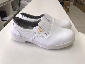 Sapato Branco Feminino (nº34 Ao 40)